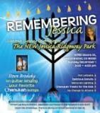 Remembering Jessica Meneorah Lighting