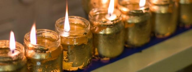 Craft It Jewish: How to Craft a Unique Menorah