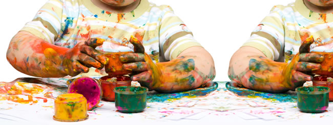 Simply Special: Paint My World