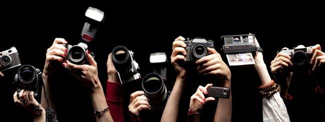 Photo gallery psd