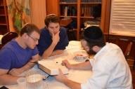 Week 4: Yeshiva night. Pink Shabbat. All around!