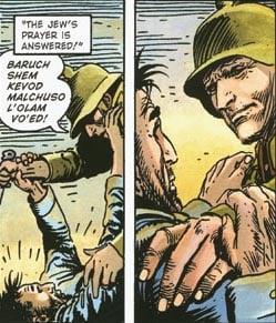 The Rebbe on Comics - Life & Times