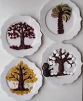 Tu B'Shevat Fruit Plates