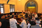 Rare Bar Mitzvah in Small English City Makes a Lasting Impression