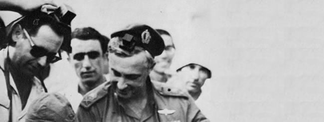 The Six-Day War and Tefillin