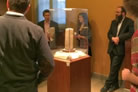Students Appreciate Eye-Opening Look at Ancient Artifacts