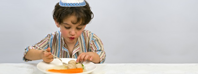 Parshah (Weekly Torah): Holy Lunch