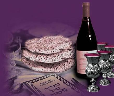 Matzah and Wine