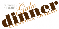 Gala Dinner 11th
