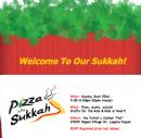 Sukkot - Pizza in a Hut 2013