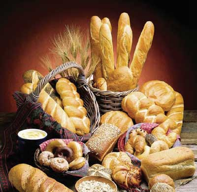 Breads / Chometz