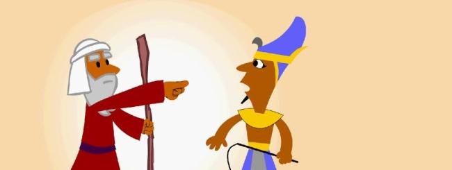 Gedanken: Pharaos Pogrom
