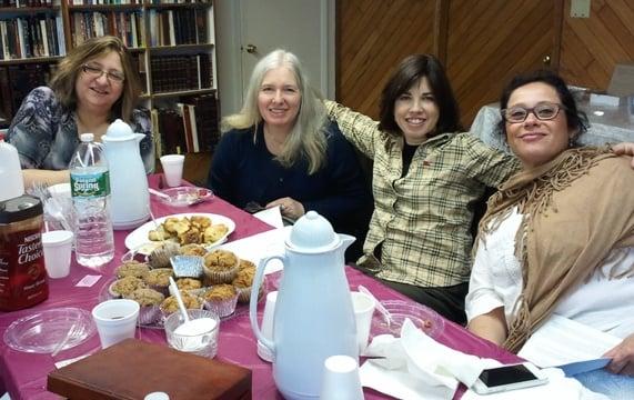 Join our Torah and Tea next time!