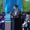 Student's Commencement Speech in D.C. Emphasizes Torah Values