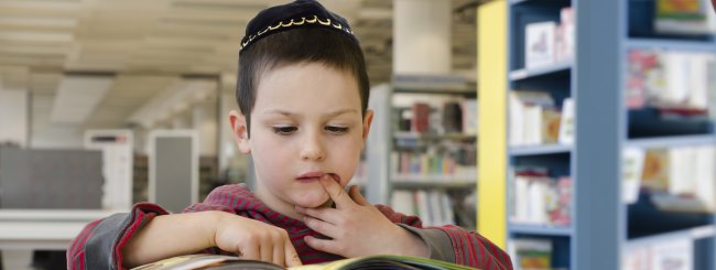 Jewish.tv: A Literate Jew