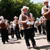Banding Together at Lag BaOmer Festivities in Kharkov, Ukraine