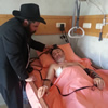 Kharkov Mayor Works From Israel Hospital Bed While Continuing Slow Recovery