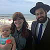 Young Couple Off to Southern Mississippi to Foster Jewish Life
