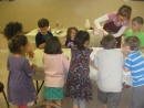 Challah Baking with Kids May 8 2014