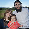 Q&A: Young Chabad Couple Settles in Under 'Big Sky' of Montana
