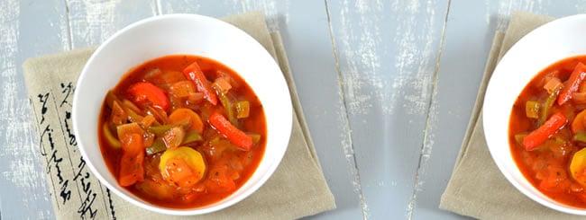 Cook It Kosher: Zucchini Ratatouille