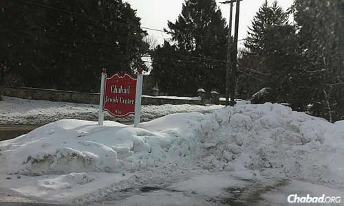 This past winter, with its record cold temperatures and snowfall, took a toll on the parking lot.
