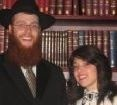 Our Rabbi & Rebbetzin