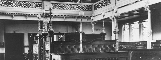 Europe: The Vote Is In: London Neighborhood to Mark Site of Historic Synagogue