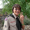 Eagle Scout, 13, Shows Initiative to Spruce Up New Mexico Chabad Center