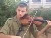 Israeli Soldier Plays Shabbat Song