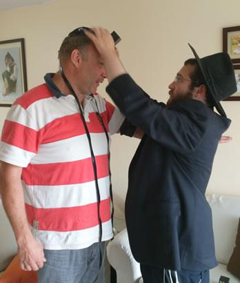 A New Jew in Peru