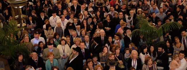 2014: Five Days of 'Wow' at National Jewish Retreat, With Every Topic Under the Sun