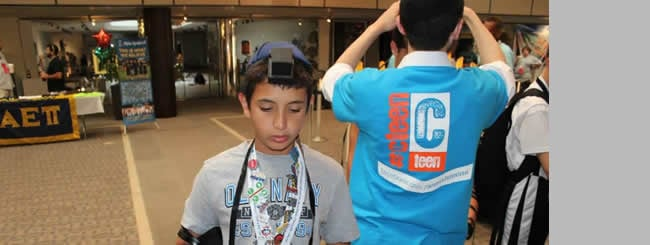 2014: CTeen Helps Make 'Mitzvot' the Name of the Game at JCC Maccabi Events