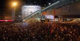 High Holiday Services Run as Usual in Hong Kong, Despite Major Protests