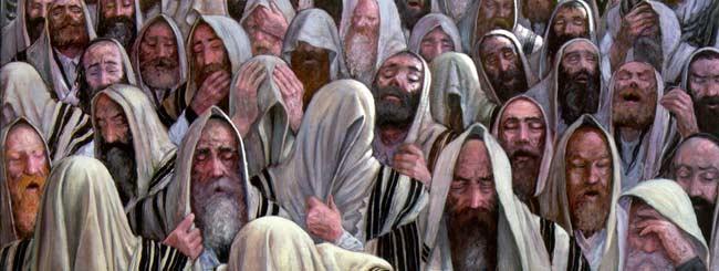 Jüdische Feiertage: Wie wird Jom Kippur eingehalten?