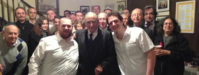 Holiday Watch: It's a Wee Jewish Community in Cork That's Getting a Yom Kippur Boost