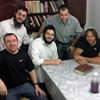 Rabbinical Students Put Together Impromptu Holiday Celebration in Resistencia, Argentina