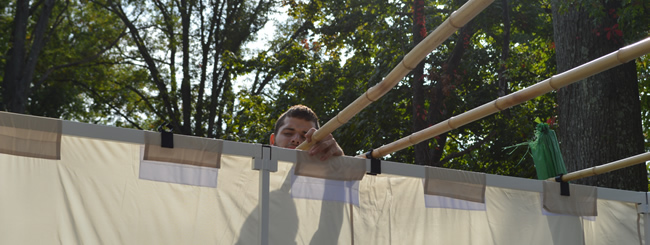 2014: Finally, a Sukkah of Our Very Own