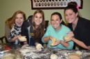 Challa baking with Delta Zeta