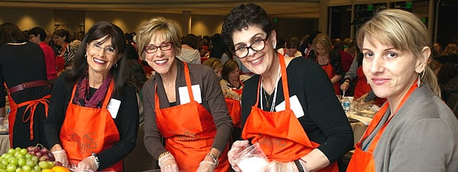 North America: 1,000 Women Share the Mitzvah of Baking Challah, in Memory of Rashi Minkowicz