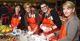 1,000 Women Share the Mitzvah of Baking Challah, in Memory of Rashi Minkowicz