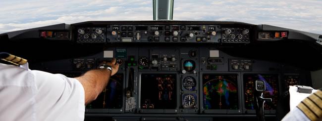 Reflection: G-d is My Pilot