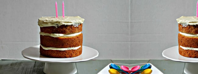 Recipe: Carrot Cake with Cream Cheese Frosting