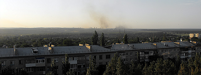 2014: With Russian Tanks in Ukraine and Winter Approaching, Jews Try to Subsist