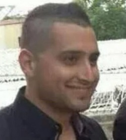 Zidan Sayif, 30. (Photo: Israel Police)