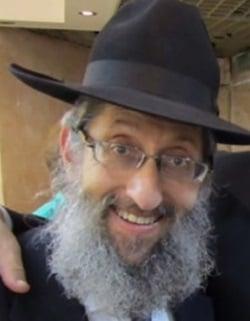 R' Kalman Levine, 55