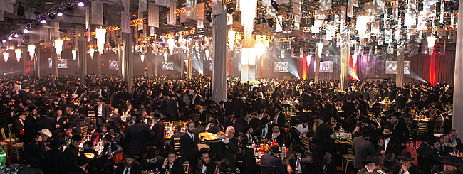 North America: Celebration and Inspiration Resonate at Annual Chabad Gala