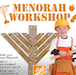 Home Depot Menorah Workshop 2014