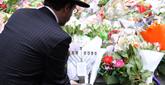 A Menorah as Memorial to Sydney Terror Attack