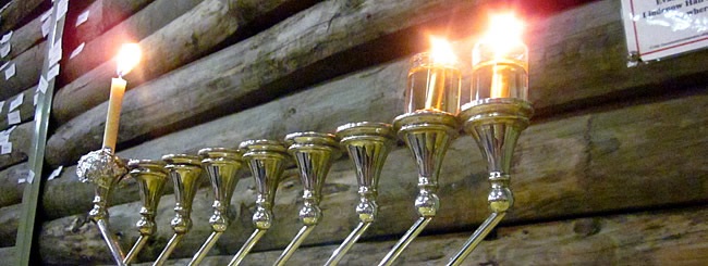 Holiday Watch: In Southern Hemisphere, Chanukah Takes on Warmer Tones